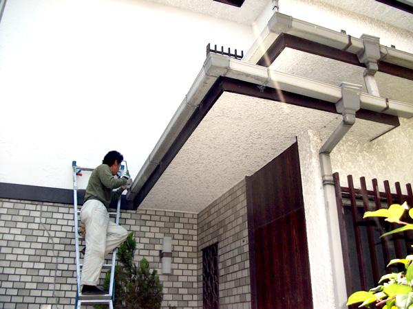 雨とい修繕工事